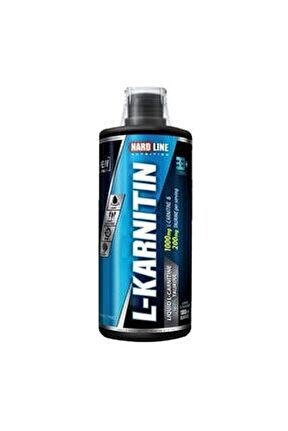 Hardlıne L-karnitin Sıvı 1000 Ml Limon Aromalı