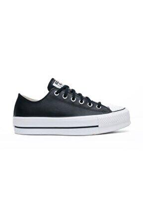 Chuck Taylor All Star Lift High Kadın Siyah Sneaker