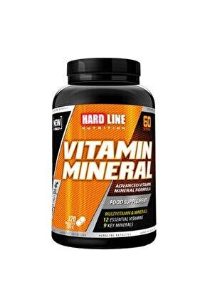 Vitamin Mineral 120 Tablet Multivitamin