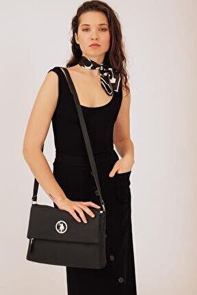 Kadın Siyah Çapraz Çanta Us8715