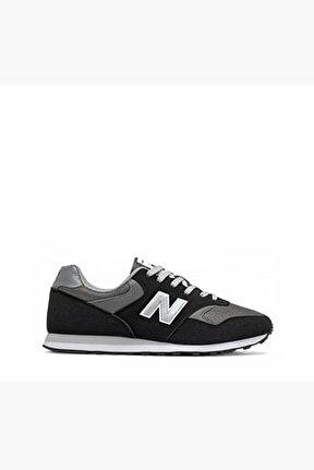Erkek Siyah Günlük Spor Ayakkabı Ml393sm1