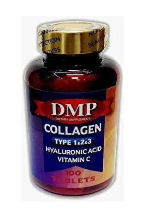 Collagen Tip 1-2-3 Hyaluronic Acid Vitamin C 100 Tablet
