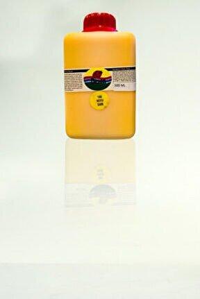 Kumaş Boyası Koyu Sarı 500ml.(100-koyu Sarı)