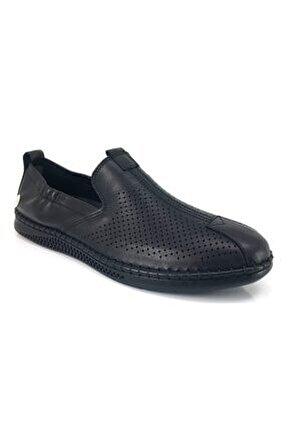 Erkek Siyah Günlük Ayakkabı 7085