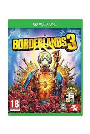 Borderlands 3 Xbox One Oyun