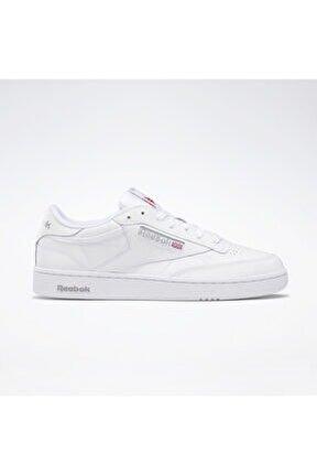 Erkek Beyaz Club C 85  Spor Ayakkabı
