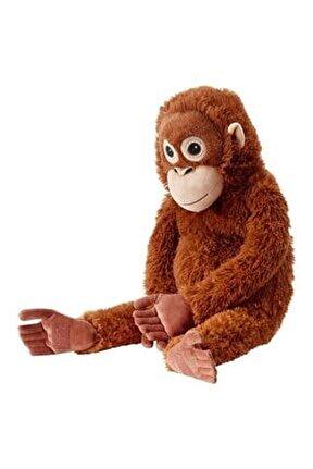 Djungelskog Yumuşak Oyuncak, Maymun, Kahverengi