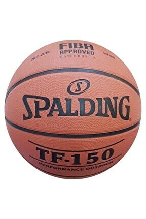 Tf-150 Basketbol Topu Perform Size 7 Fıba Logolu 83-572 - 8774
