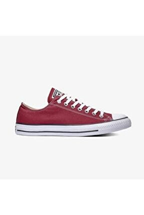Chuck Taylor All Star Seasonal Unisex Bordo Sneaker