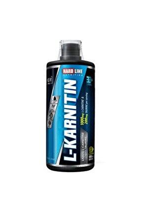 L-karnitin Sıvı Limon 1000 Ml Yağ Yakıcı Enerji Performans Artırıcı Güç Depo