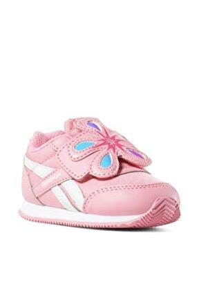 Royal Cljog Pembe Gümüş Kız Çocuk Koşu Ayakkabısı 100407867