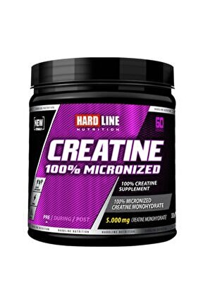 Hardline Creatine %100 Mikronize 300 Gr