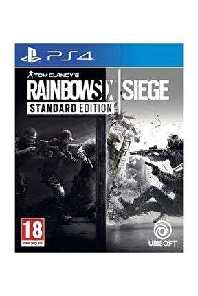 Tom Clancy's Rainbow Six Siege PS4 Oyun