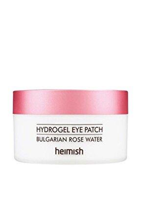 Bulgarian Rose Water Hydrogel Eye Patch - Göz & Özel Bölge Maskeleri 8809481760753