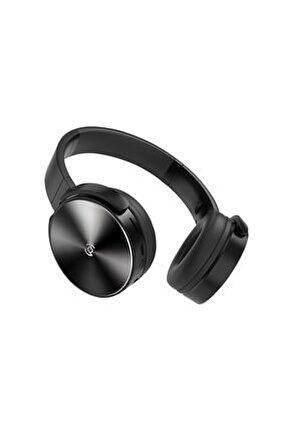 Fs50 Let's Go Siyah Kablosuz Bluetooth 5.0 Kulaküstü Kulaklık