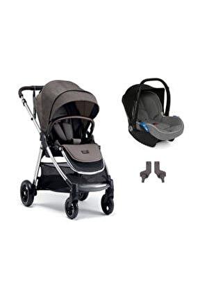 Armadillo Flip XT 3 Travel Sistem Bebek Arabası Chestnut