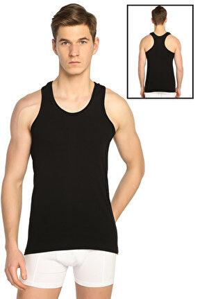 Erkek Siyah 3'lü Paket Ribana Spor Atlet ELF568T0118CCM3