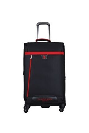 Unisex Us Polo Assn . Iki Ön Bölmeli Büyük Boy Valiz Plvlz9005a