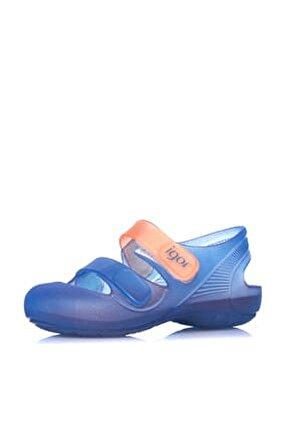 Lacivert Unisex Çocuk Sandalet