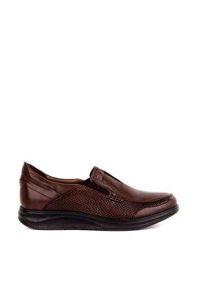 Kahverengi Erkek Casual Ayakkabı 101-3289-754