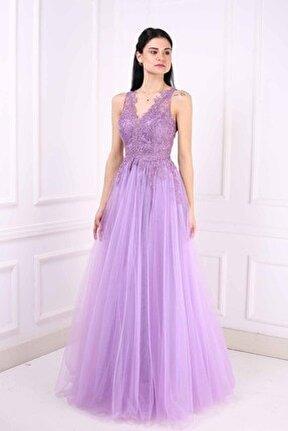 Kadın Uzun Abiye Elbise