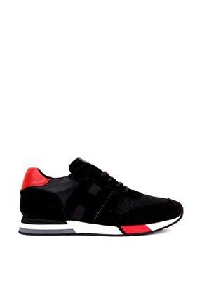 Siyah Erkek Casual Ayakkabı 101-3685-HE8