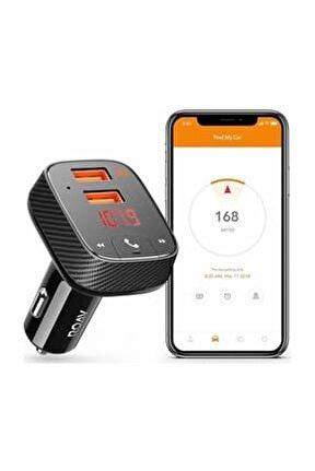 Roav Smartcharge F2 Akıllı Araç Bulucu Bluetooth Hızlı Araç Şarjı  - R5111012 - OFP