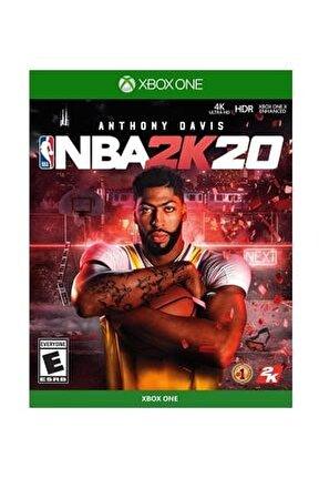 NBA 2K20 Xbox One Oyun