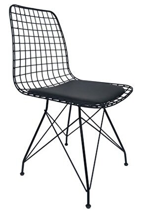 1.Kalite Tel Sandalye