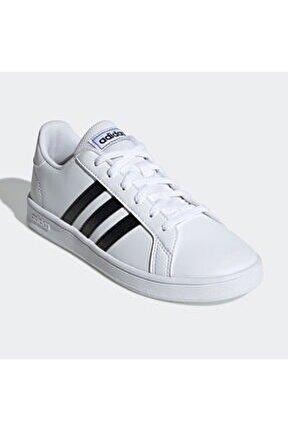 Grand Court Beyaz Erkek Çocuk Sneaker Ayakkabı