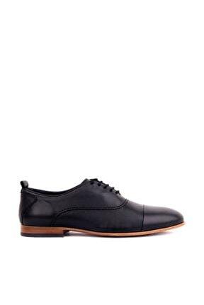 Siyah Erkek Klasik Ayakkabı 101-3413-11464M