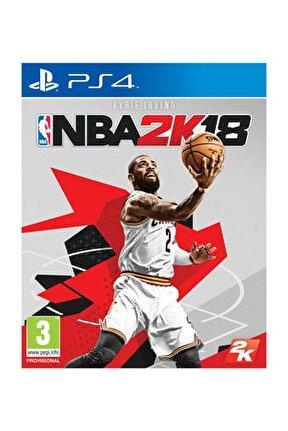 NBA 2K18 PS4 Oyun