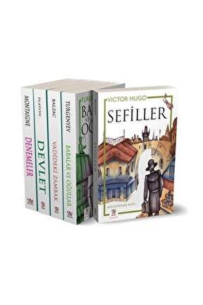 Dünya Klasikleri 5 Kitap Takım