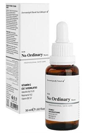 Vitamin C Aydınlatıcı Yüz Bakım Serumu 30ml