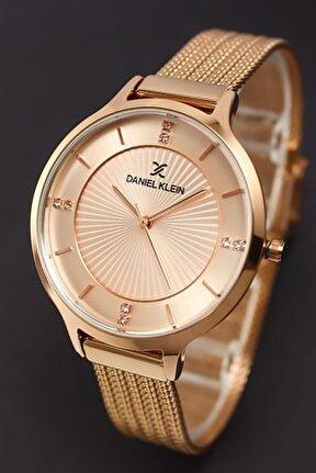 Kadın Gold Saat DK01411K