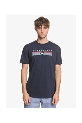 DISTANT FORTUNE SS Lacivert Erkek T-Shirt 101106981