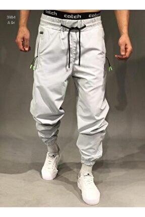 Erkek Salaş Oversize Rahat Kesim Pantolon Jogger Alt