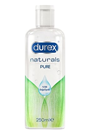 Kayganlaştırıcı Jel Naturals 250 ml
