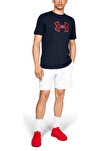 Erkek T-Shirt - UA Bıg Logo Ss - 1329583-408