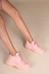 Pespembe Kadın Sneaker Y5623
