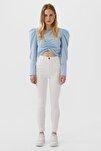 Kadın Beyaz Pantolon 01120819