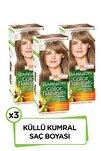 3'lü Garnier Color Naturals 7.1 Küllü Kumral Seti 36005403104531
