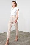 Taş Çıtçıtlı Havuç Pantolon TWOSS20PL0131