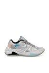 RANDOR BEYAZ GRI Kadın Kalın Taban Sneaker Spor Ayakkabı 100524815