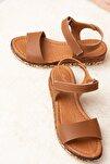 Taba Kadın Sandalet F288061309
