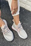Unisex Gri Insport Sneaker