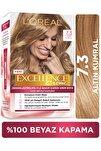 Excellence Creme Saç Boyası 7.3 Kumral Dore