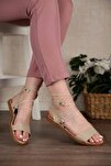 Kadın Bağlamalı Sandalet