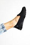 Unisex Siyah Spor Ayakkabı Tb996