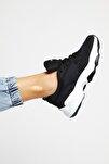 Siyah Beyaz Unisex Sneaker ZYP-0